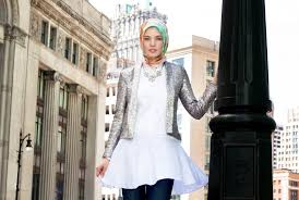hijab chic fashion makeup and hijab