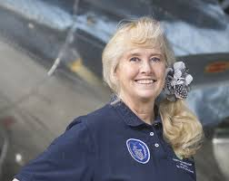 Dr. Penny Hamilton: Penny the Pilot, World Aviation Speed Record Holder,  Colorado Women's Hall of Fame Inductee - 064 - Kami Guildner