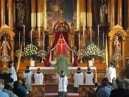 What is the Extraordinary Form of the Mass? - St. Paul Parish - Akron, OH