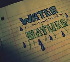 new water quotes sayings feb