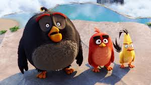 Bomb Red Chuck Angry Birds Movie Hd Wallpaper [1920 x 1080] : wallpaper