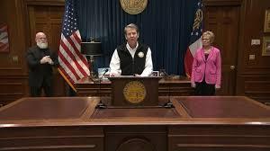 Gov. Kemp bans large gatherings, orders ...