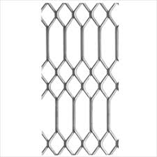 Gothic Deco Guard Fence Panel 4 X 8