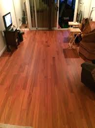 lowe hardwood flooring installation