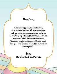 graduation letters from our teachers kids harbor early learning