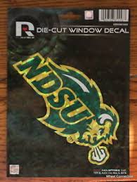 North Dakota State University Bisons Ncaa Lic Decal Colorful Sticker Etc 94746855567 Ebay