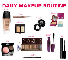 things you need for everyday makeup