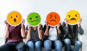 Diversi tipi di emozioni