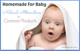 homemade for baby from diapers to