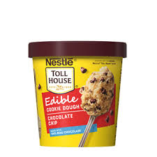 edible cookie dough chocolate chip