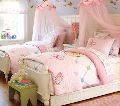 Rose Petal Bed Canopy Pottery Barn Kids