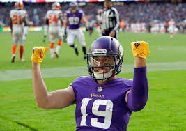 Be Thankful You Drafted Vikings' Adam Thielen in Fantasy Football ...