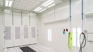 tips for keeping your paint booth clean