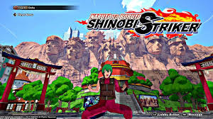 NARUTO TO BORUTO: SHINOBI STRIKER Free Roam Gameplay - Exploring ...