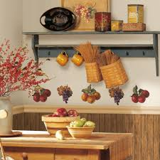 Fruit Harvest Wall Decals Roommates Decor