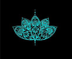 Excited To Share This Lotus Flower Intricate Vinyl Decal Car Truck Auto Vehicle Window Laptop Computer Cus Car Decals Vinyl Custom Decal Stickers Custom Decals