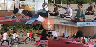 yoga teacher course in