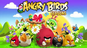 Angry Birds Seasons GamePlay Android - YouTube