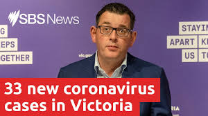 33 new COVID-19 cases in Victoria I SBS ...