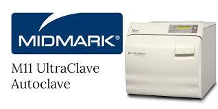 MIDMARK M11 UltraClave Autoclave - UXR Inc.