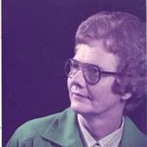 Myrtle Johnson Obituary - Visitation & Funeral Information