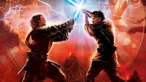 Revenge of the Sith (Ep. III) - Anakin vs. Obi-Wan - Star Wars ...