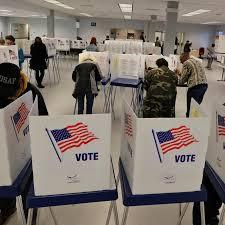 2020 Democratic Primary Election ...