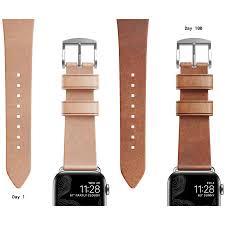 nomad modern apple watch strap 40mm