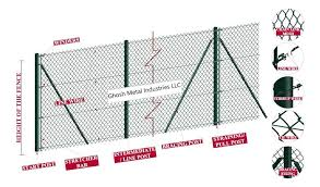 Best Rates On Playground Chain Link Fence From Iso 9001 2015 Mfgr