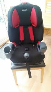 graco nautilus diablo 3 in 1 child car