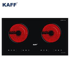 Bếp điện hồng ngoại đôi cảm ứng Kaff KF-073CC