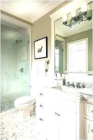 mirror storage cabinet wall