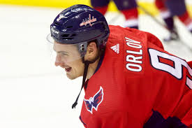Dmitry Orlov, The Unlikely Ironman - Capitals Outsider