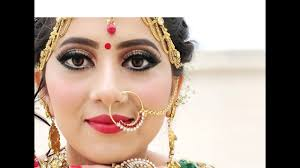 gujarati bridal makeup tutorial by