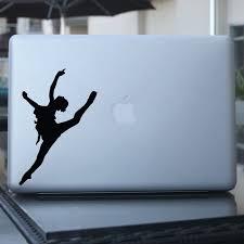 Ballet Dancer Decal Ballerina Vinyl Sticker For Car Window Laptop Wall Ballet Dancers Dancer Vinyl Decals