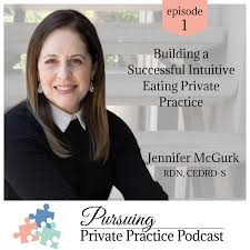 Building a Successful Intuitive Eating Private Practice