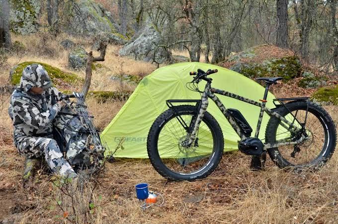hunting bike racks