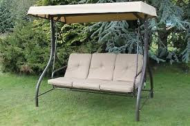 uk gardens black replacement canopy
