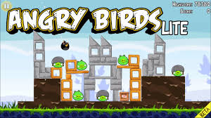 Angry Birds Lite Beta Download (With Beta 1 and 2) - YouTube