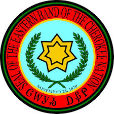 5x5 Eastern Band Cherokee Nation Seal Sticker Bumper Stickers Vinyl Decal 802991805363 Ebay