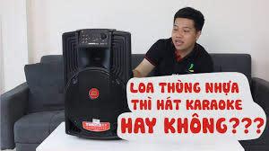 Loa Zansong A062 - Loa hát karaoke siêu rẻ chỉ DƯỚI 1 TRIỆU - YouTube