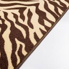 well woven kings court zebra 2 ft 7 in
