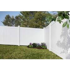 104 Of White Pvc Vinyl Privacy Fence 6 High Rio Style Wayside Fence Company