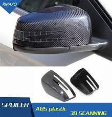benz cla look carbon fiber replacement