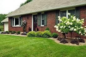front yard garden design ideas