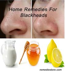 homemade face mask to remove blackheads