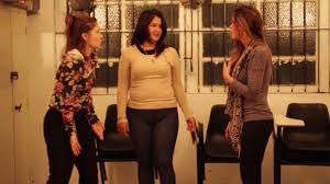 Improvisacion Ana Loaysa, Martina Smith Belardo e Ivana Brenda Suarez -  YouTube