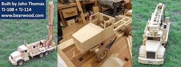 woodworking patterns for antique cars