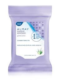 almay oil free makeup remover pads ings