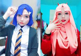 meet miisa a kawaii hijab cosplayer